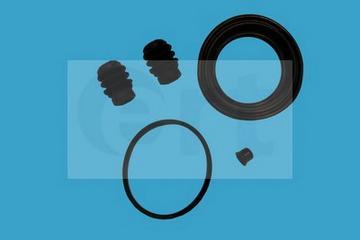 Ремкомплект тормозного суппорта HYUNDAI: SONATA V 05-, TUCSON 04- \ KIA: SPORTAGE 04-