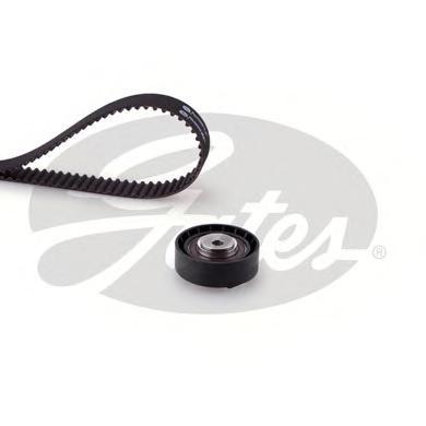 К-т ремень+ролик GATES K015541XS Ford Focus/Transit/Mondeo/Fiesta 1.8TD/TDi/TDCi 98-