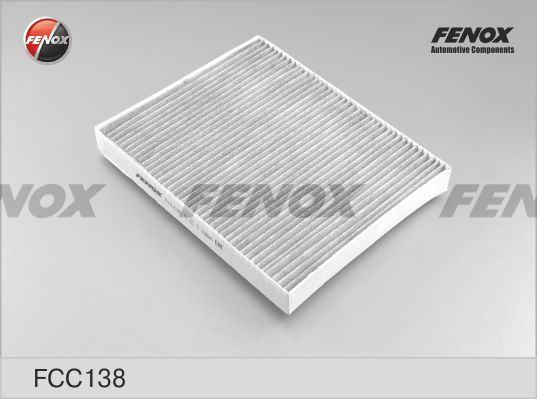 Фильтр салона FENOX FCC138 VW TOUAREG,T5, AQ7, PORSCHE CAYENNE угольный