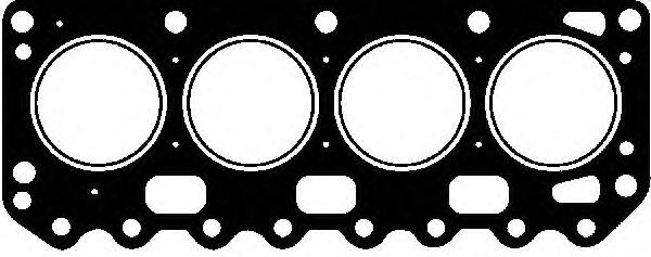 Прокладка ГБЦ Ford Escort 1.0-1.3 76