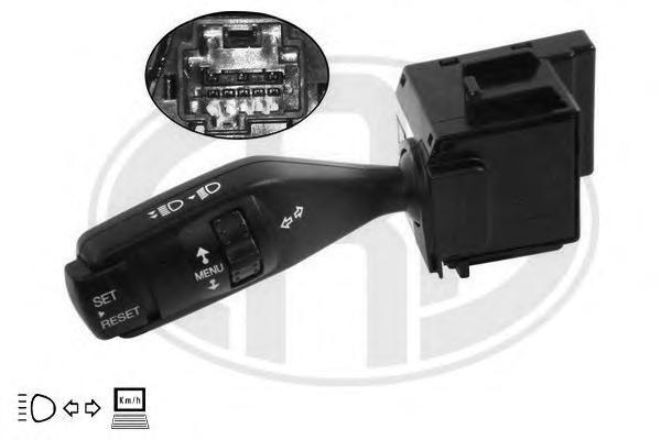 Переключатель подрулевой ERA 440373 Ford FOCUS II 06-11/KUGA/C-MAX 08-11 поворотники +бортовой компьютер 8k