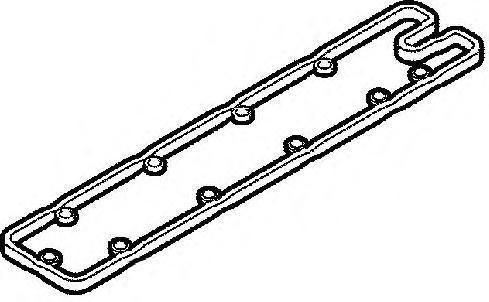 Прокладка клапанной крышки Citroen. Peugeot 1.8/2.2 16V 00>