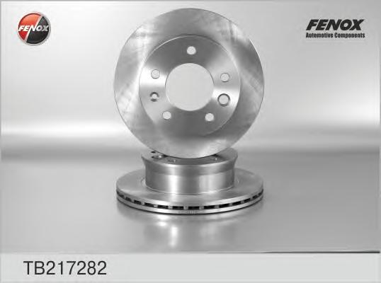Диск тормозной передний MERCEDES Sprinter (901/ 902/903/904) 95-06 TB217282