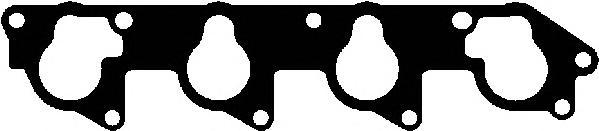 Прокладка коллектора DAEWOO: KORANDO Cabrio 2.0 16V 99- \ MERCEDES-BENZ: C-CLASS C 180/C 200/C 200 Kompressor/C 220/C 230 Kompressor 93-00, C-CLASS ун