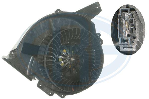 Двигатель отопителя ERA 664008 VW POLO/Fabia/Polo (10-)/Rapid (11-) с кондиц