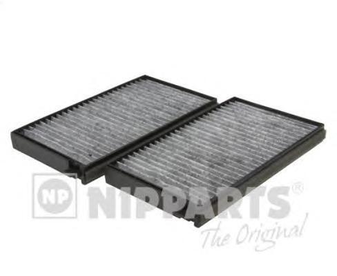 Фильтр салона NIPPARTS N1340514 H1/STAREX 2шт уголь