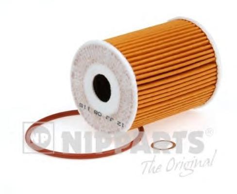 Фильтр масляный NIPPARTS J1310904 Фильтр масляный OPEL Captiva/Antara 2,0D 06->
