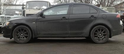 Eibach Mitsubishi Lancer X