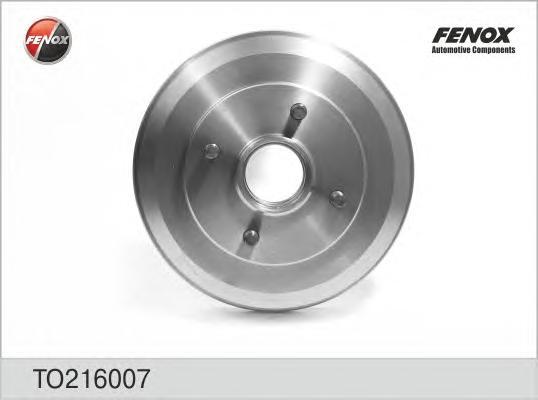 Барабан тормозной Ford Focus 98-05 TO216007