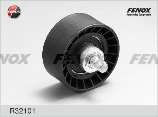 Ролик обводной ГРМ Chevrolet Lacetti 05- 1,4, 1,6, Daewoo Nexia 1,5 16V R32101