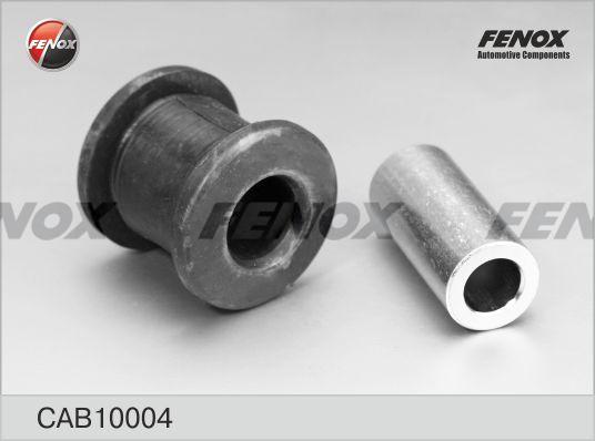 С/блок FENOX CAB10004 PEUGEOT Boxer 94-06 пер.рычага передний (со втулкой)