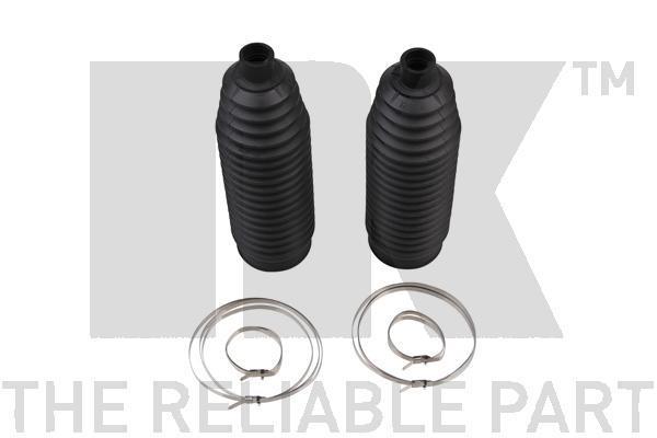 Комплект пыльников рулевой рейки / AUDI A-3,Q3•SEAT• Skoda• VW 03~