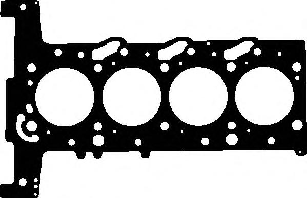 Прокладка ГБЦ PSA, FO Tr 2,2TDCi (2 метки)