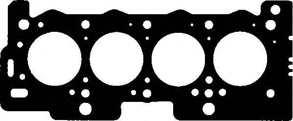 Прокладка ГБЦ Peugeot. Citroen 1.1-1.4 86>