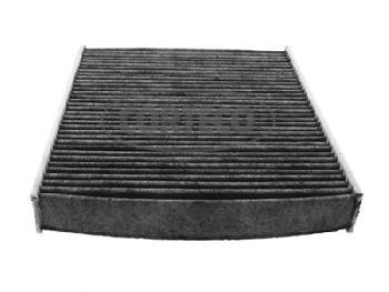 Фильтр салона угольный CC1436 SEAT: IBIZA 08- \ VW: POLO 09-