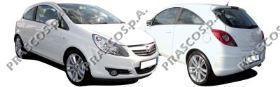 Крыло переднее правое-Premium / OPEL Corsa-D 07~