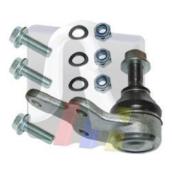Опора шаровая RTS 9390618056 (D21mm) Focus-2/C-Max 06- (кмпл. с болтами)
