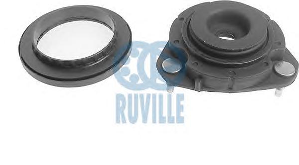 Опора амортизатора RUVILLE 825200S FORD Focus пер. (кмпл. с подш.)