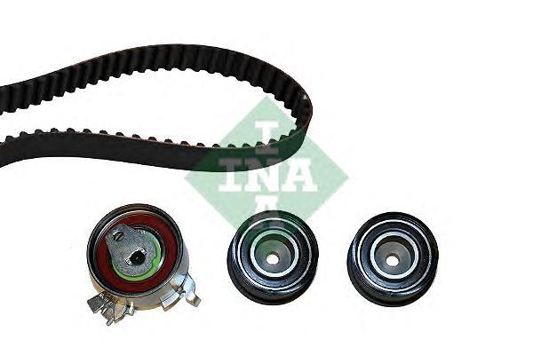 К-т ремень+ролик INA 530004910 Opel Astra/Omega 1.8/2.0 16V 93-01