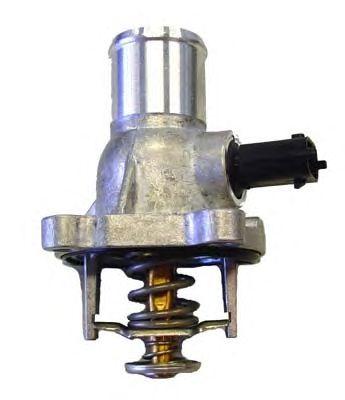 Термостат (в корпусе) ALFA ROMEO: 159 05- \ FIAT: CROMA 05- \ OPEL: ASTRA G 98-05, ASTRA H 04-, MERIVA 03-, SIGNUM 03-, VECTRA C 02-, ZAFIRA 1.6/1.8 05-
