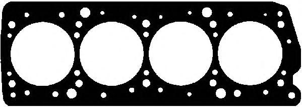 Прокладка ГБЦ ALFA ROMEO: 155 2.0 16V Turbo Q4/2.0 16V Turbo Q4 92-97, 164 2.0 Turbo 87-98 \ FIAT: 124 купе 1600 67-76, COUPE 2.0 16V/2.0 16V Turbo 93-00,