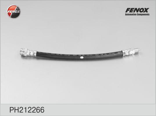 Шланг тормозной FENOX PH212266 MITSUBISHI Galant (->92)