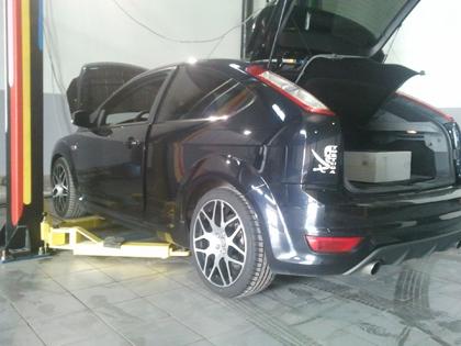 Eibach Pro-Kit на Ford Focus ST