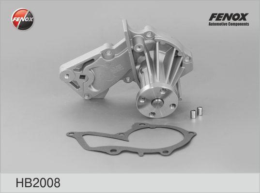 Помпа FENOX HB2008 Ford C-max/Fiesta/Focus/Fusion/Mondeo. Mazda 2 1.25-1.6i 95-