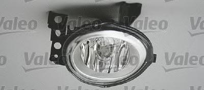 Фара VALEO 043728 п/т VW TOUAREG 02- R