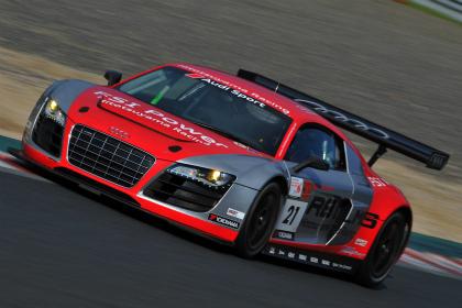Eibach Audi R8 LMS