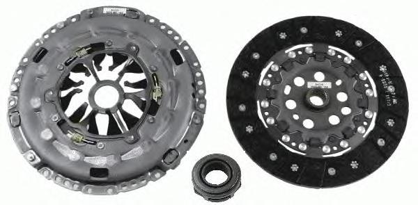 Сцепление VW TRANSPORTER V 1,9TDI-2,0TDI 3000951153