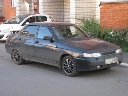 Eibach Lada 2110