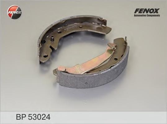 Колодки барабанные Chevrolet Spark 0,8/1,0 05-, Daewoo Matiz 0,8/1,0 98-BP53024