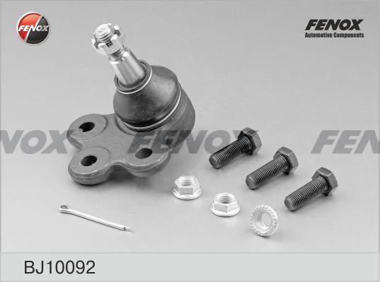 Опора шаровая FENOX BJ10092 Chevrolet Captiva 06-; Opel Antara 06- нижняя