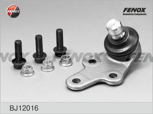 Опора шаровая FENOX BJ12016 FORD Focus-III 11- пер.R