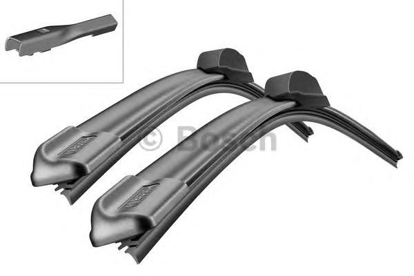 Щетки стеклоочистителей aerotwin spoiler комплект 3397007555