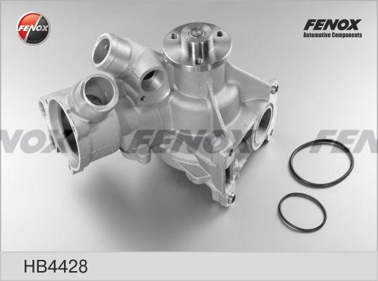 Помпа FENOX HB4428 MB W124/W210/W202 2.8/3.2 93-00