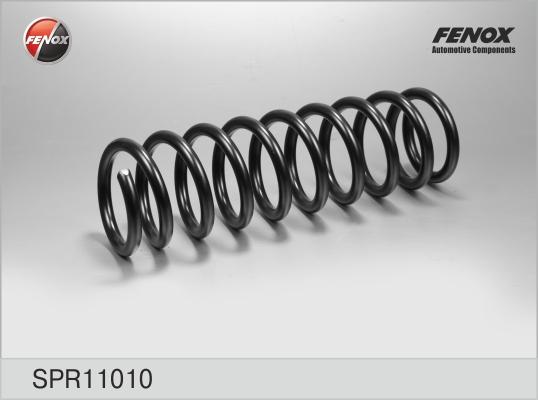 Пружина задняя FORD FOCUS II универсал 05- 1,4-2,0 SPR11010
