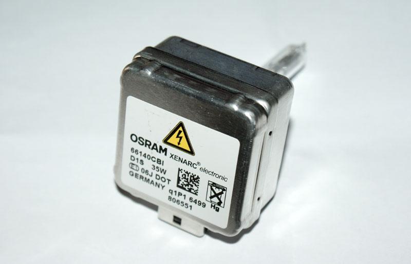 Лампа г/с D1S (35W) PK32d-2 Xenarc Cool Blue Intense 5500K 66140CBI 4052899220720