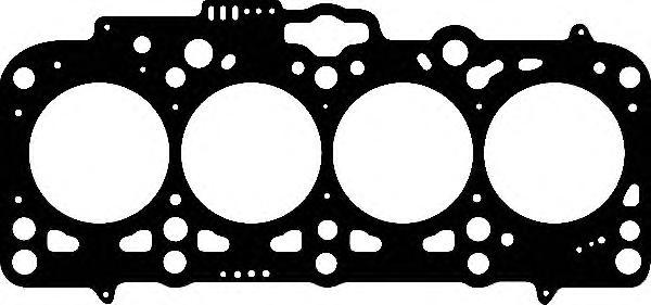 Прокладка ГБЦ AUDI: A3 1.9 TDI/1.9 TDI quattro 96-03, A3 1.9 TDI 03-12, A3 Sportback 1.9 TDI 04-, A3 кабрио 1.9 TDI 08-, A4 1.9 TDI/1.9 TDI quattro 94-01, A4 1.9 T
