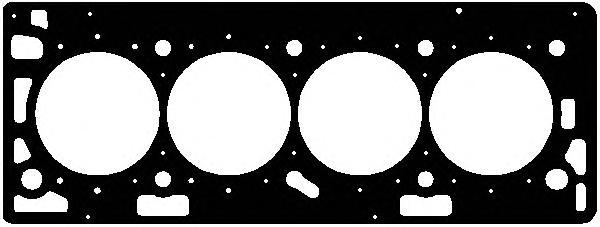 Прокладка ГБЦ OP 1,6/1,8 Ast H/J,Cor D,Insig
