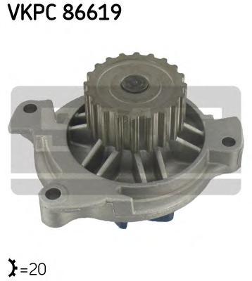 Водяная помпа VKPC86619
