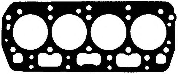 Прокладка г/бл ELWIS ROYAL 0050035 Skoda Fabia 1.4 (AZF/AQW/AME/ATZ/AZE) 00-
