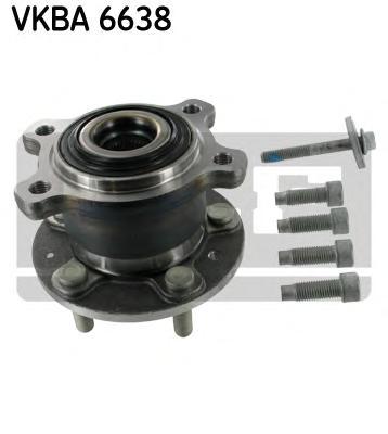 Ступица SKF VKBA6638 FORD\KUGA
