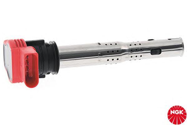 Катушка зажигания NGK 48041 /U5014/ AUDI 3.2 FSI красные