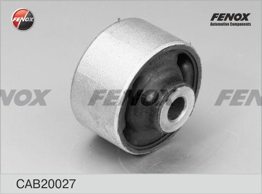 С/блок FENOX CAB20027 Chevrolet Lacetti 04-; Daewoo Nubira 03- пер.рычага задний