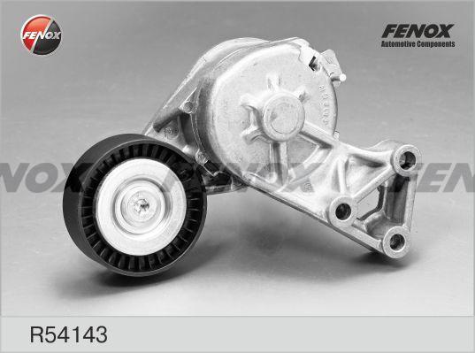 Натяжитель FENOX R54143 ремня генератора AUDI A3 1.9TDI 00-