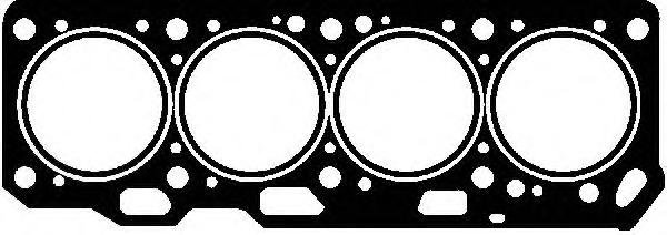 Прокладка г/бл GLASER H0412500 /04125/ (D75.00) AUDI VW 3002481320_GOE
