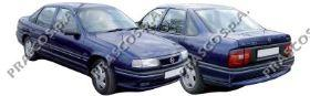 Бампер передний / OPEL Vectra-A GLS/GT ~95