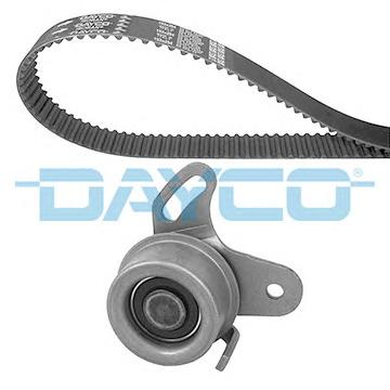 К-т ремень+ролик DAYCO KTB566 Hyundai Accent/Getz 1.3/1.5 00-